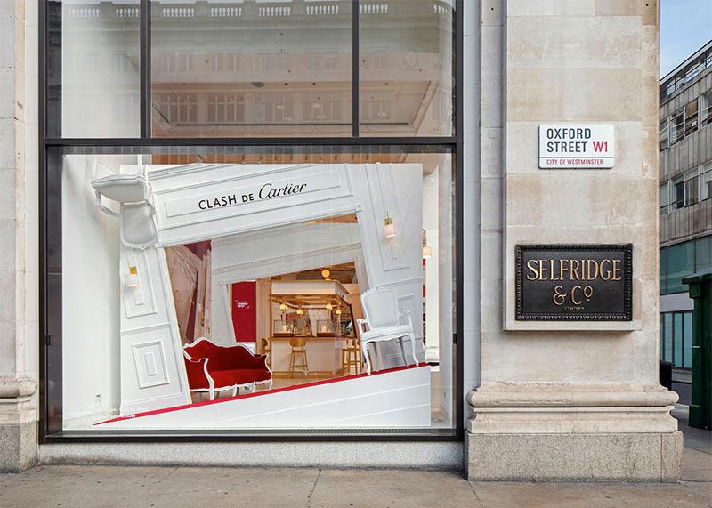 L'Atelier Five   Clash de Cartier Pop-up