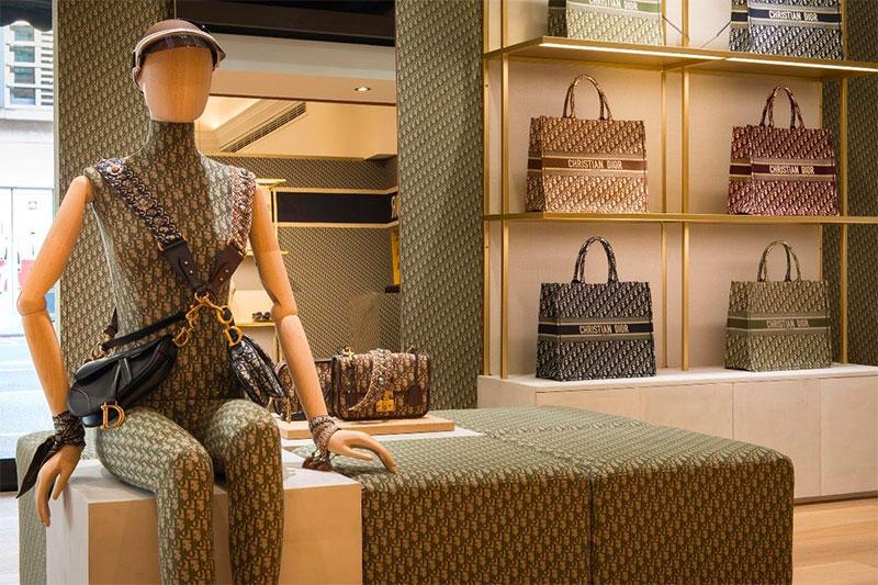 L'Atelier Five   Dior - Harrods Pop Up