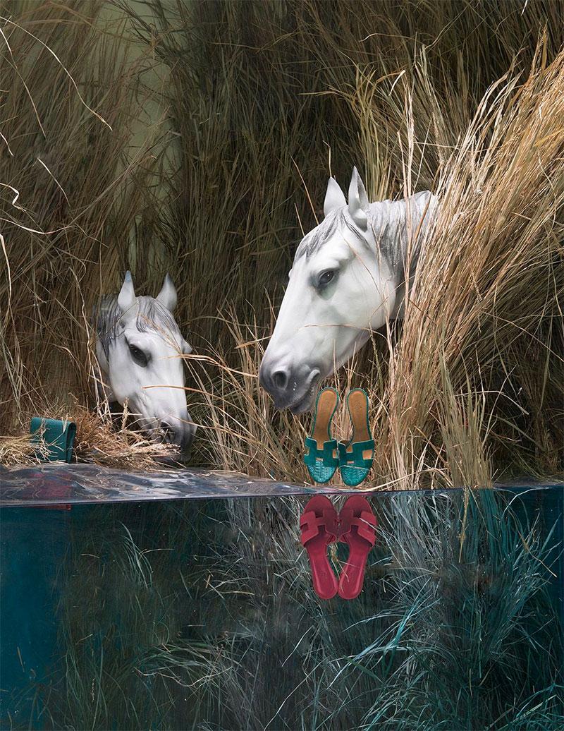 L'Atelier Five   Hermés - Wild Horses