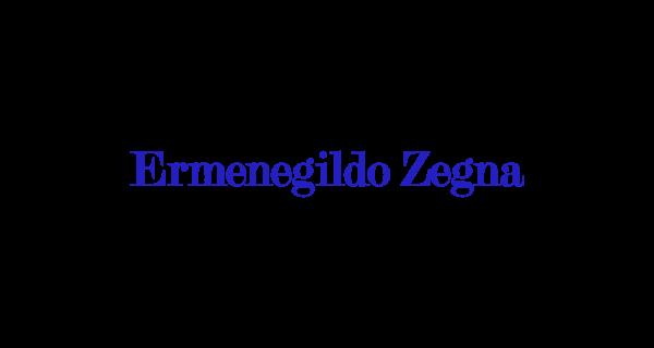E.Zegna
