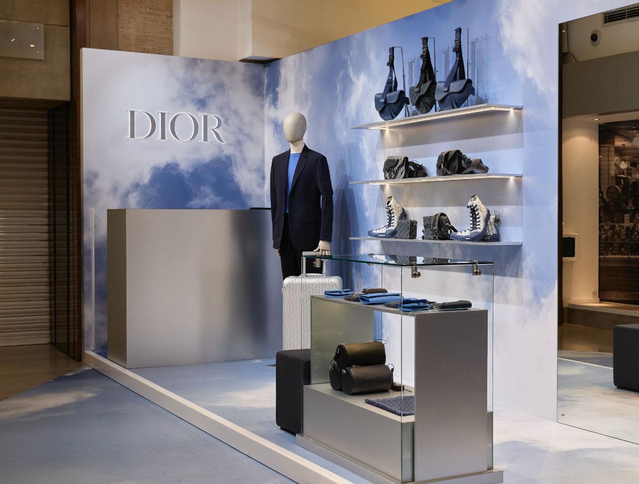 Dior - Dior Men x Rimowa Pop Up