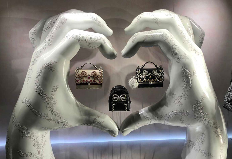 L'Atelier Five   Fendi Hands Make Beauty