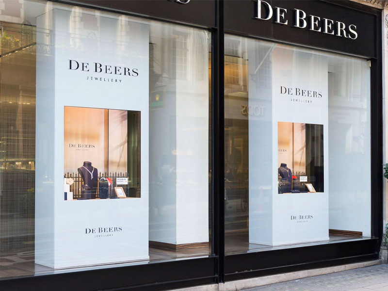 De Beers - Winter Roll Out