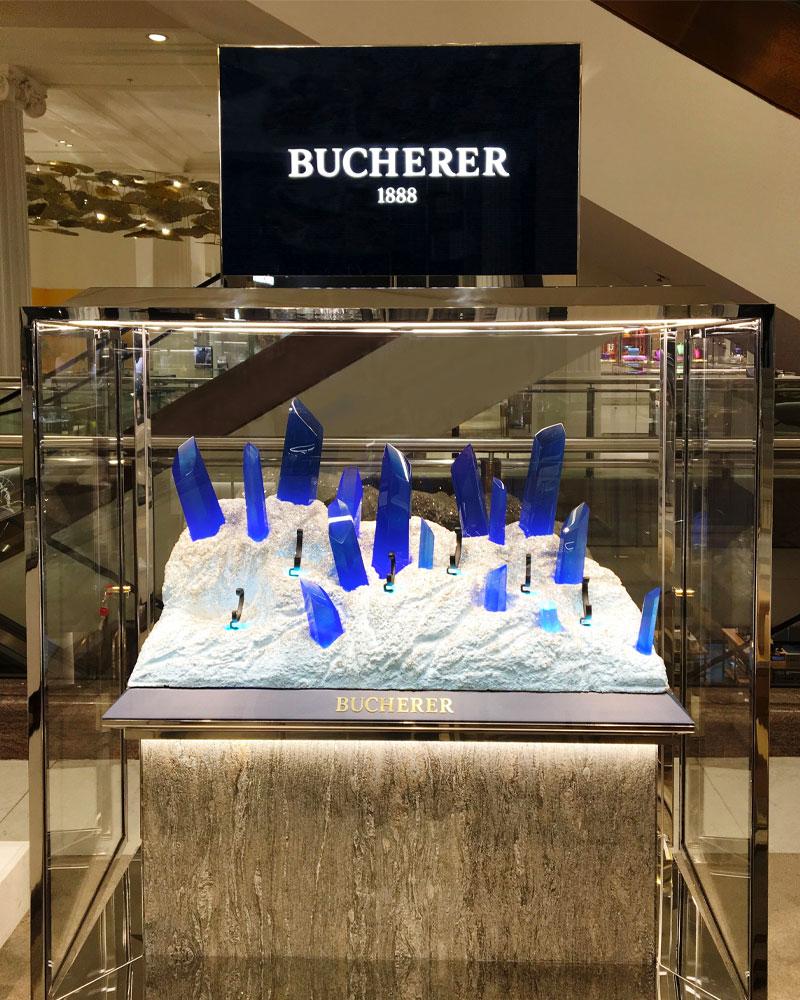 L'Atelier Five   Bucherer - Bucherer Ice Crystals