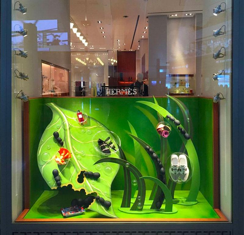 L'Atelier Five   Hermès - Insect Workshop