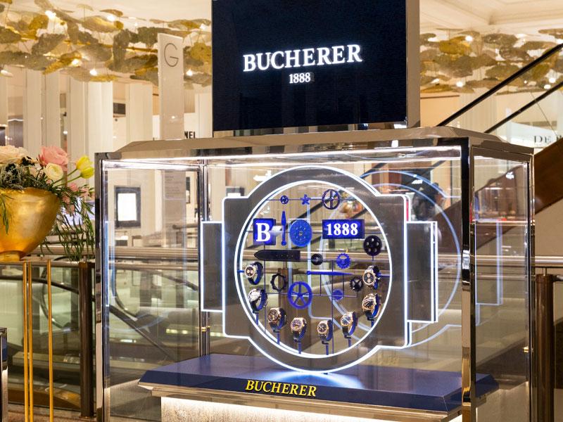 Bucherer - Blue Edition Model Watch Kit