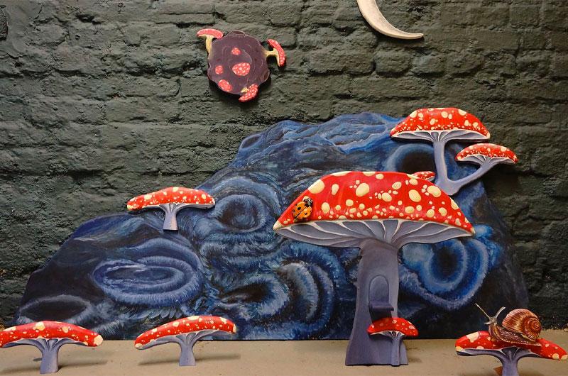 Hermès - Planet Mushroom