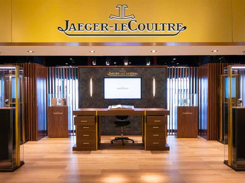 Jaeger-Lecoultre - Harrods Pop up