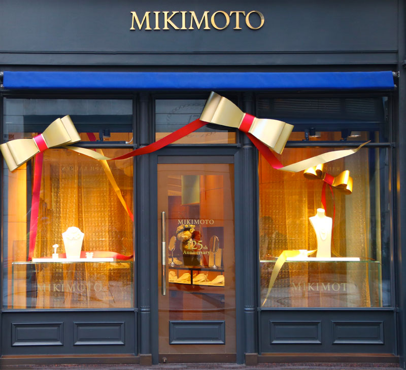 Mikimoto - Jeu de Ruban