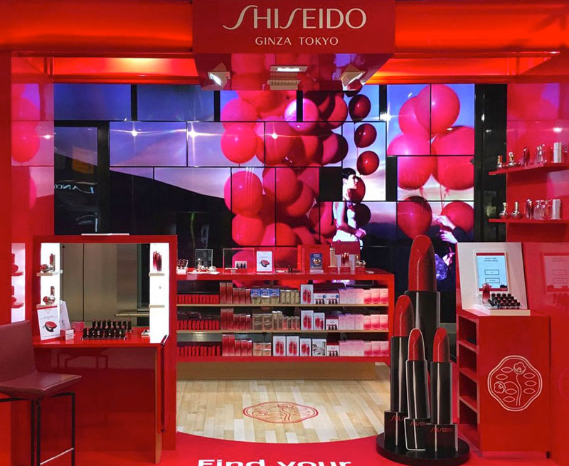 Shiseido - Red Red